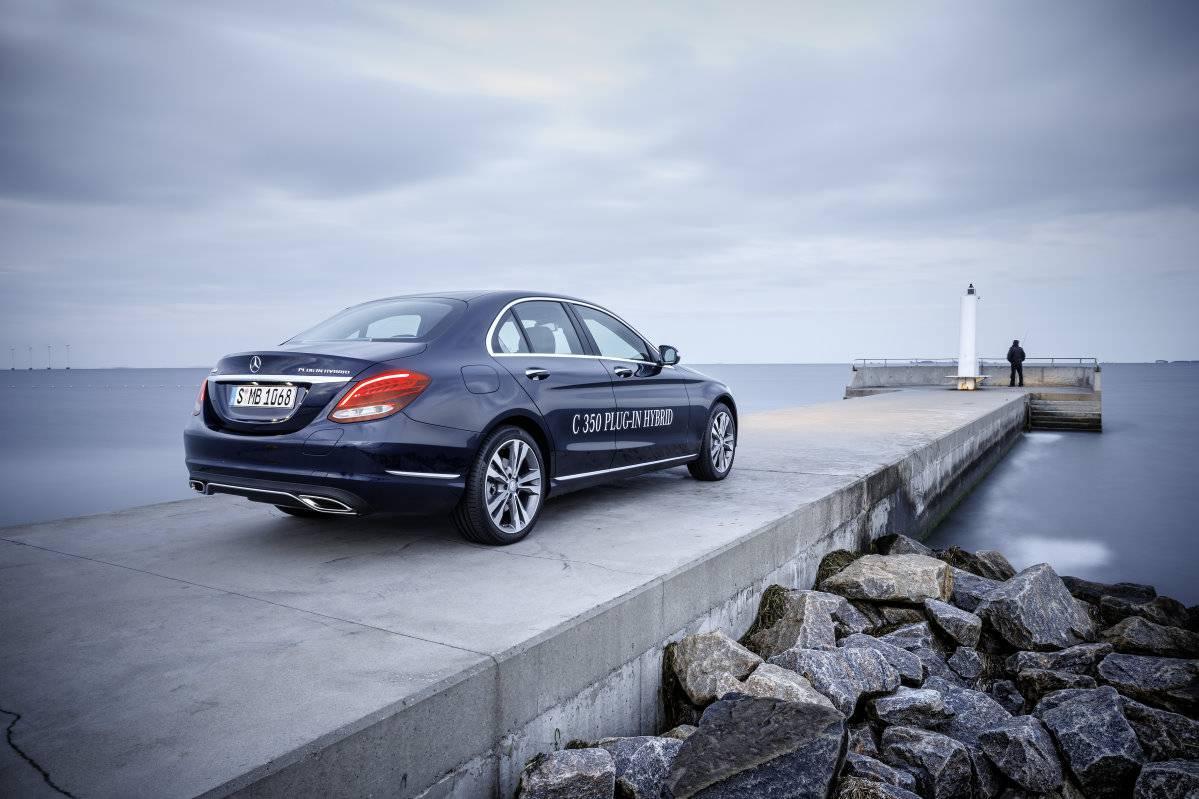 _Mercedes C 350 Plug-In-Hybrid (10)