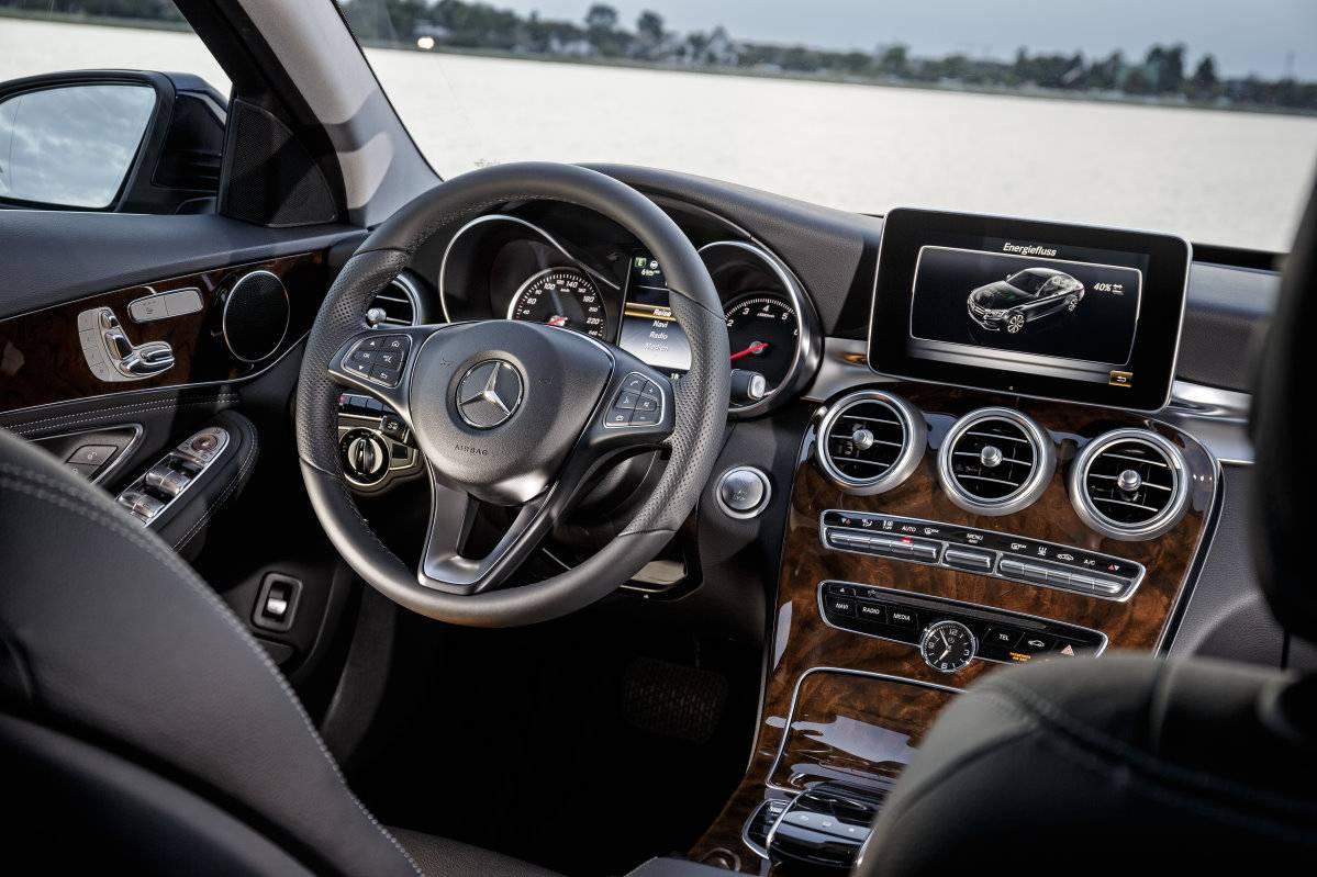 Mercedes C 350 Plug-In-Hybrid (9)