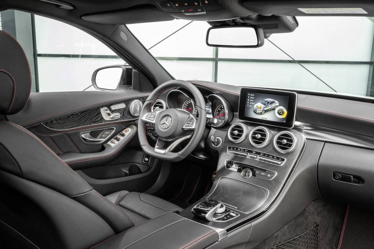 _Mercedes C 450 AMG 4matic (5)