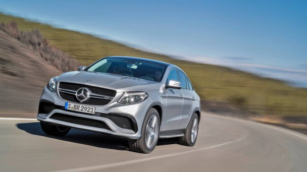 Mercedes GLE 63 AMG Coup+® (1)