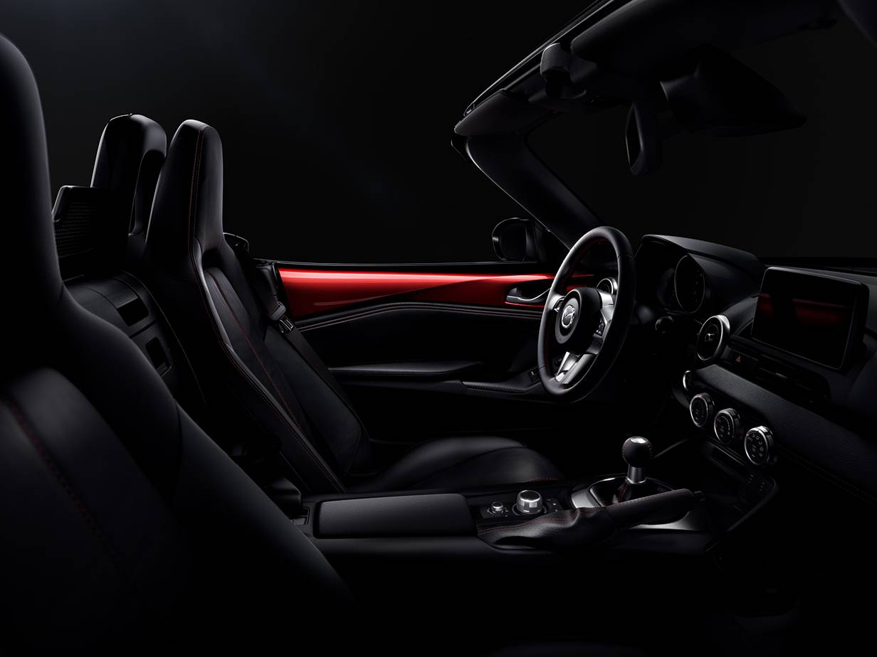 Handbremse! Danke Mazda!