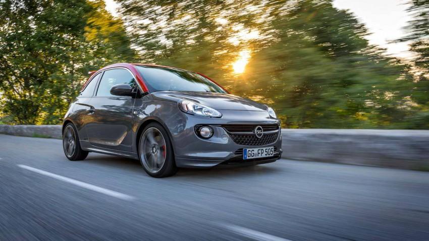 Ohne Eva, aber mit Sport. Der Opel Adam S.