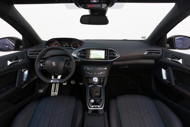 Peugeot 308 GT Limousine