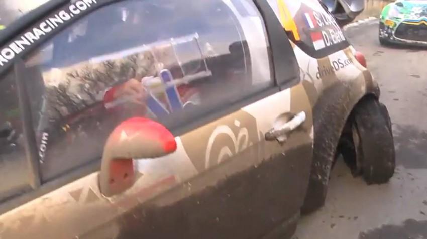 Doch die Rallye ist für Loeb und Elena noch nicht zu Ende.