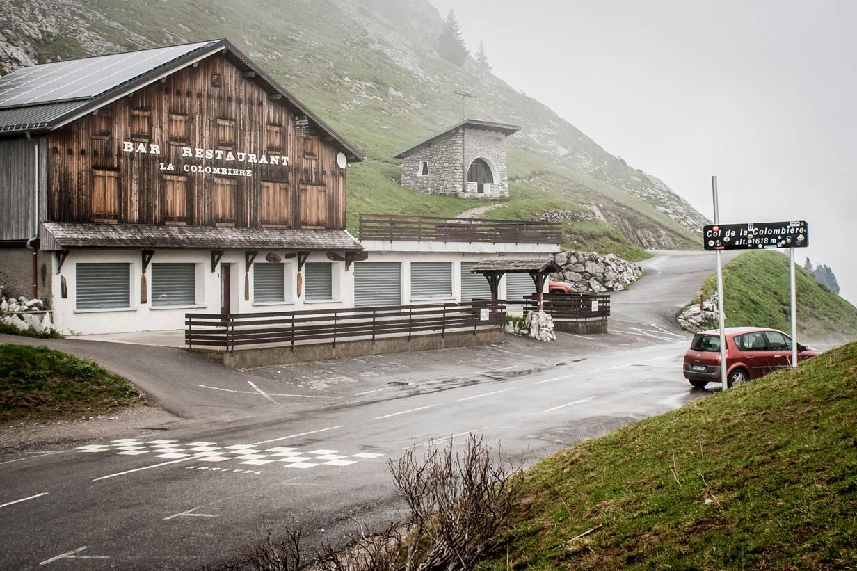 Col de la Colombière,Route des Grandes Alpes,Pass,Alpenpass,Passhöhe