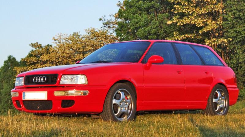 Liebhaberautos Audi Rs2 Autorevue At