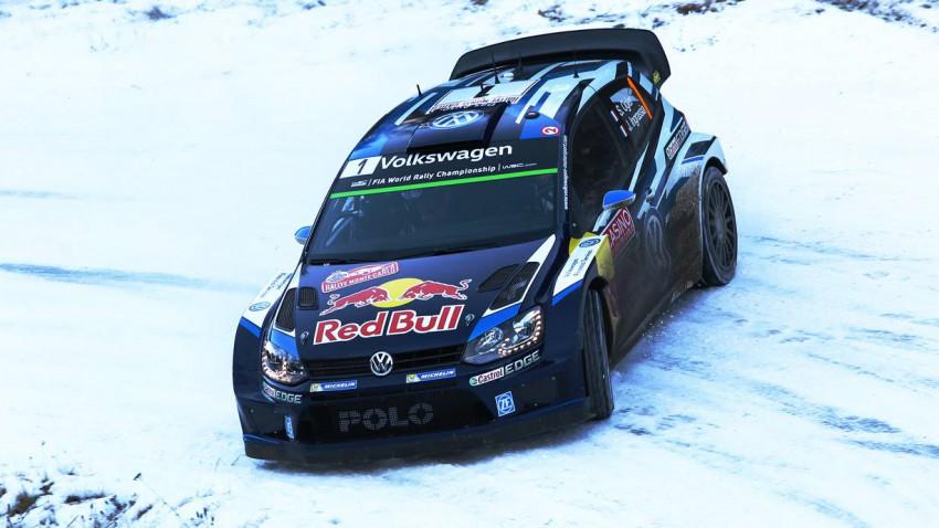 Loeb im Pech: Ogier gewinnt die 83. Rallye Monte Carlo