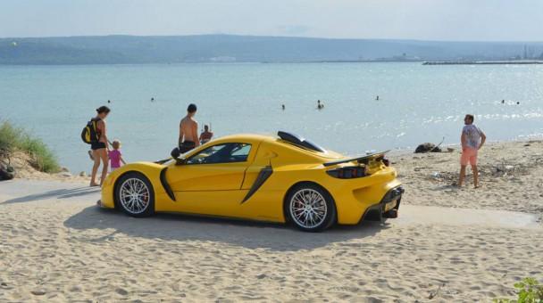 Das ideale Strandauto