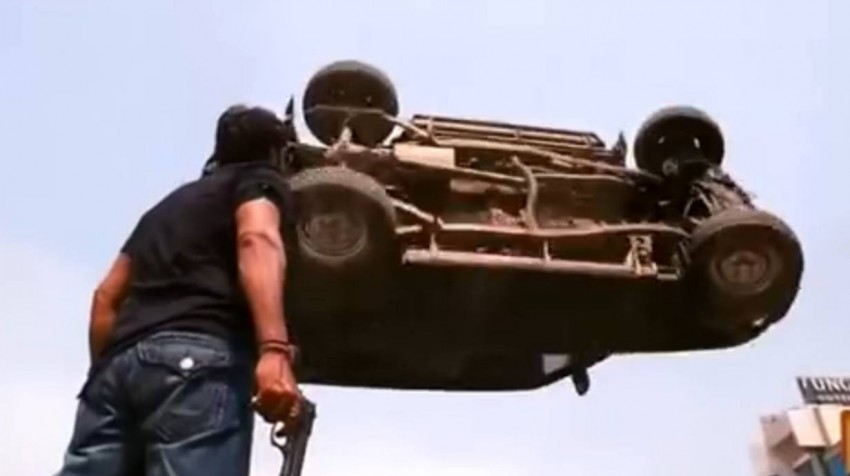 Singham ist ein Actionfilm aus Bollywood, gedreht in Hindi. Singam hingegen ist das Original gedreht in Tamil. Alles klar?