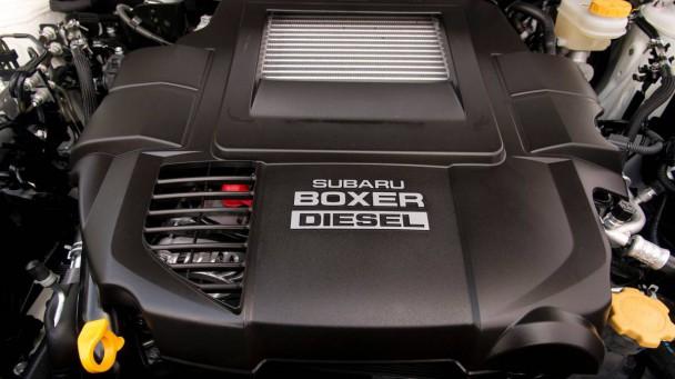 Subaru Outback 2.0D Sport  2015 20