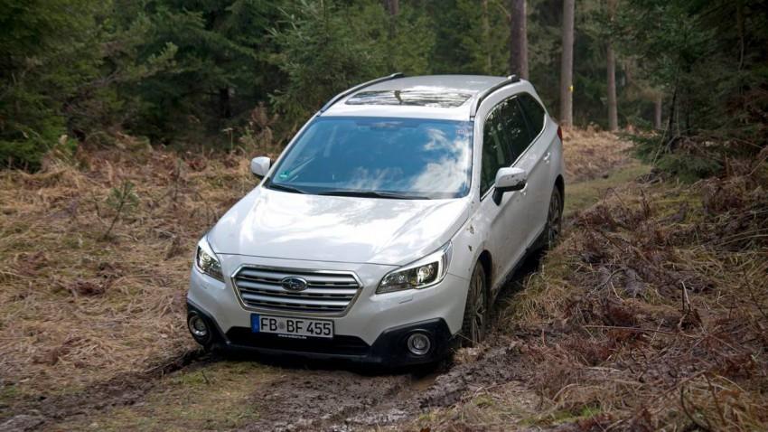 Subaru Outback 2.0D Sport  2015 7