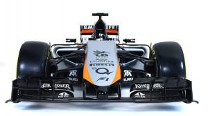 Das ist der VJM08. (c) Bild: Force India
