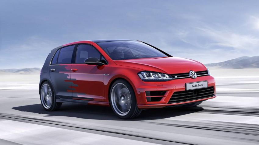 VW Bedienkonzepte CES 2015 3