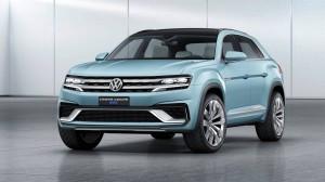 Im Gegensatz zu Tiguan und Touareg soll das Serienmodell des Cross Coupé GTE die Kernbedürfnisse des amerikanischen Markts erfüllen.