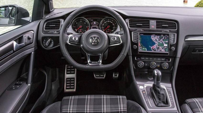 VW Golf GTD Variant (7)