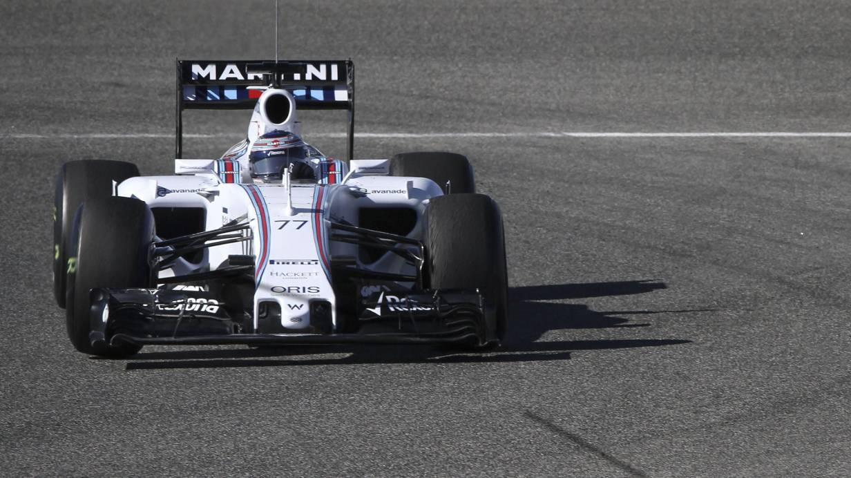 Der neue Williams.