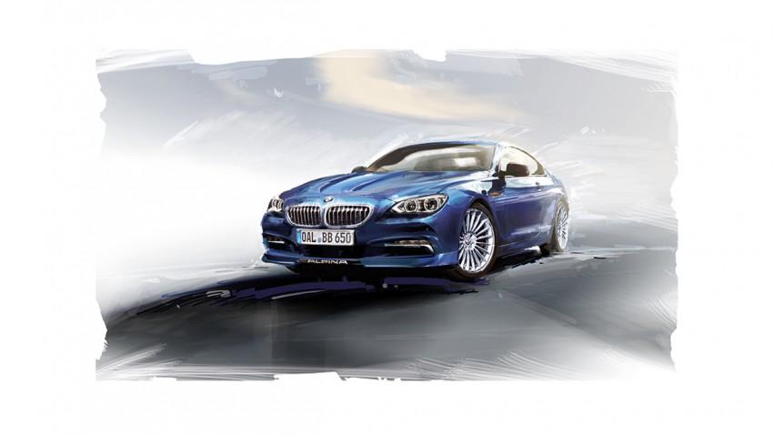 BMW Alpina feiert mit 2.400 PS Geburtstag
