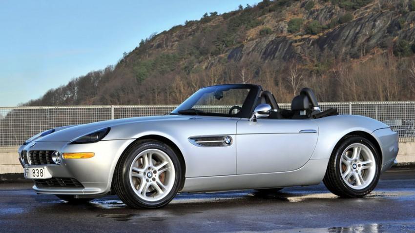 Unter den Erwartungen, der BMW Z8