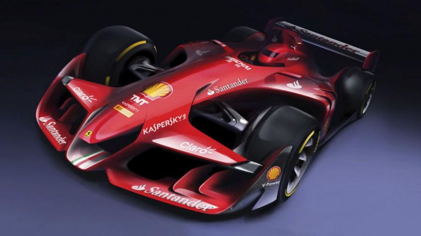 Ferrari blickt in die Zukunft der Formel 1, Red Bull kontert