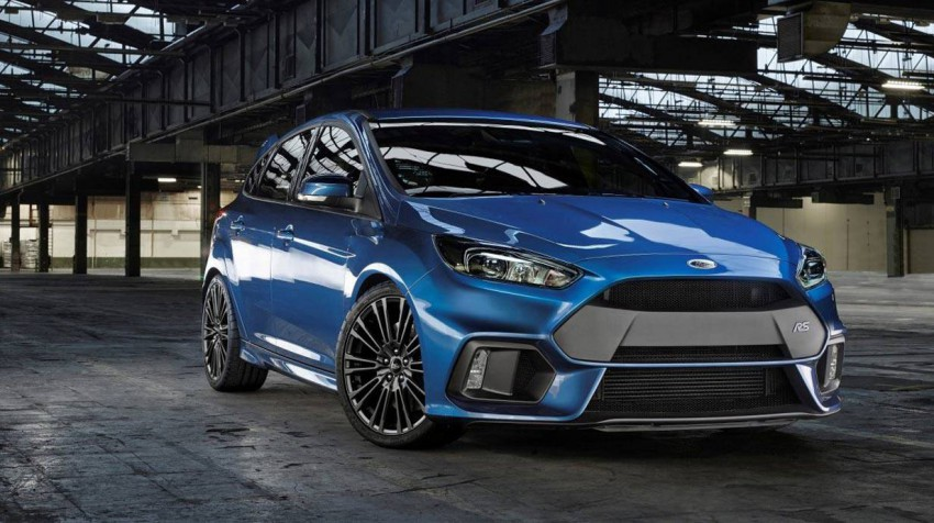 Ford Focus RS Jahrgang 2015