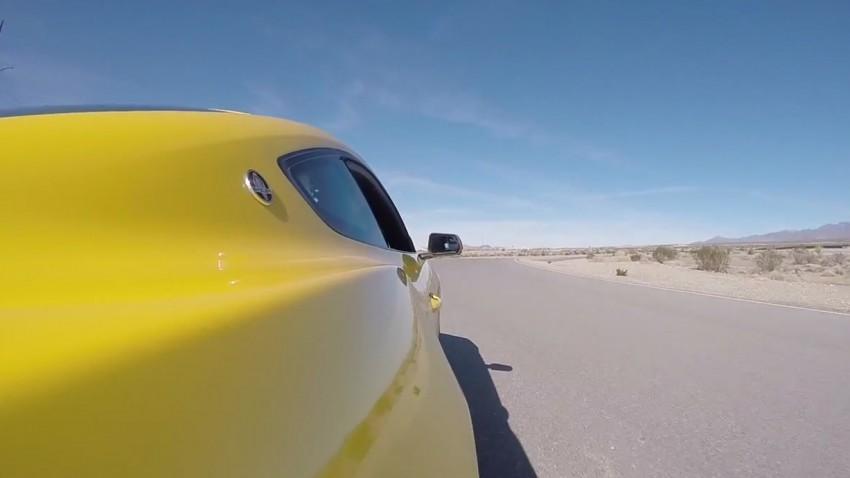 So klingen die 625 PS des Shelby GT Mustang