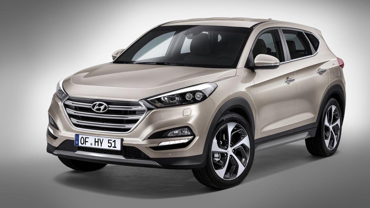 Hyundai Tuscon 2015 2