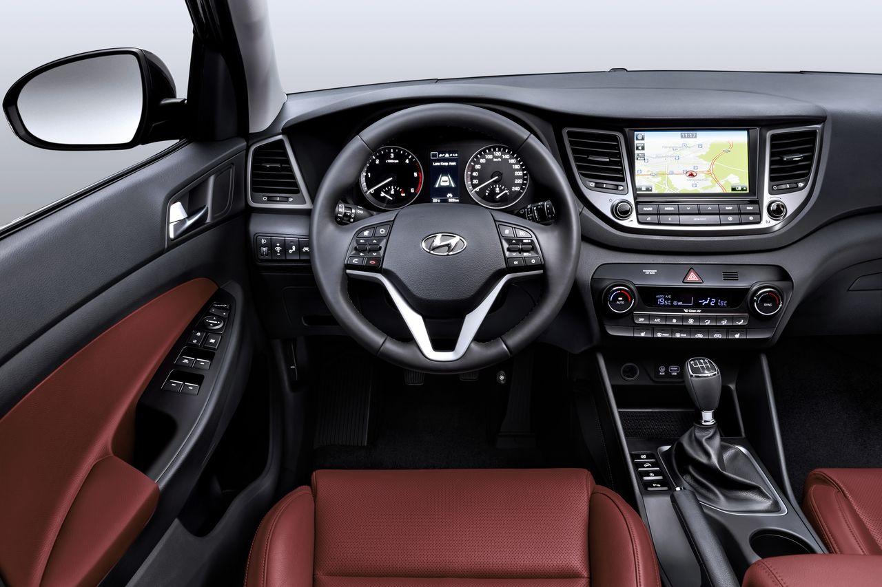 Hyundai Tuscon 2015 6