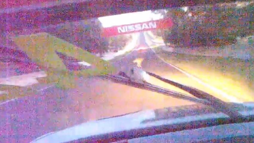 BMW M3 vs. Känguru bei 220 km/h