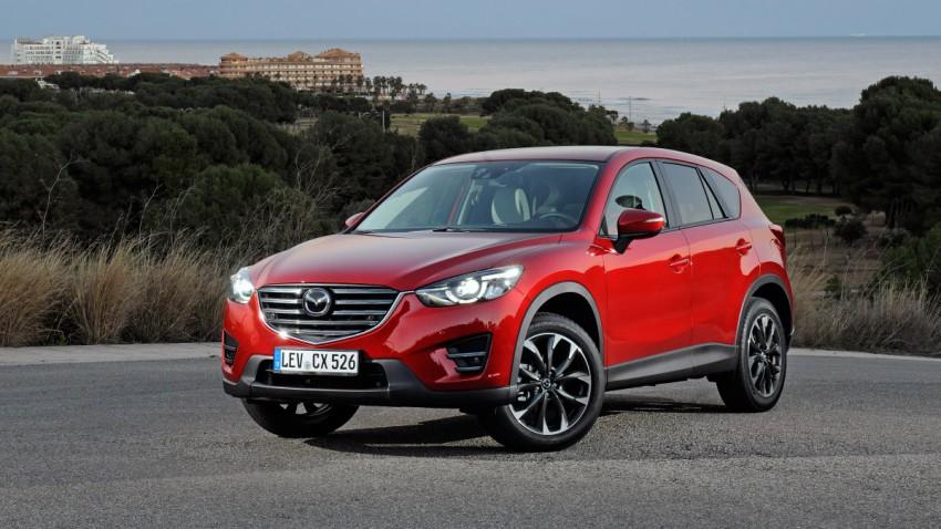 5 Gründe, warum wir den neuen Mazda CX-5 mögen