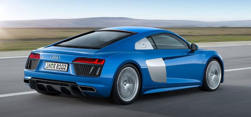 Audi R8 2015 V10