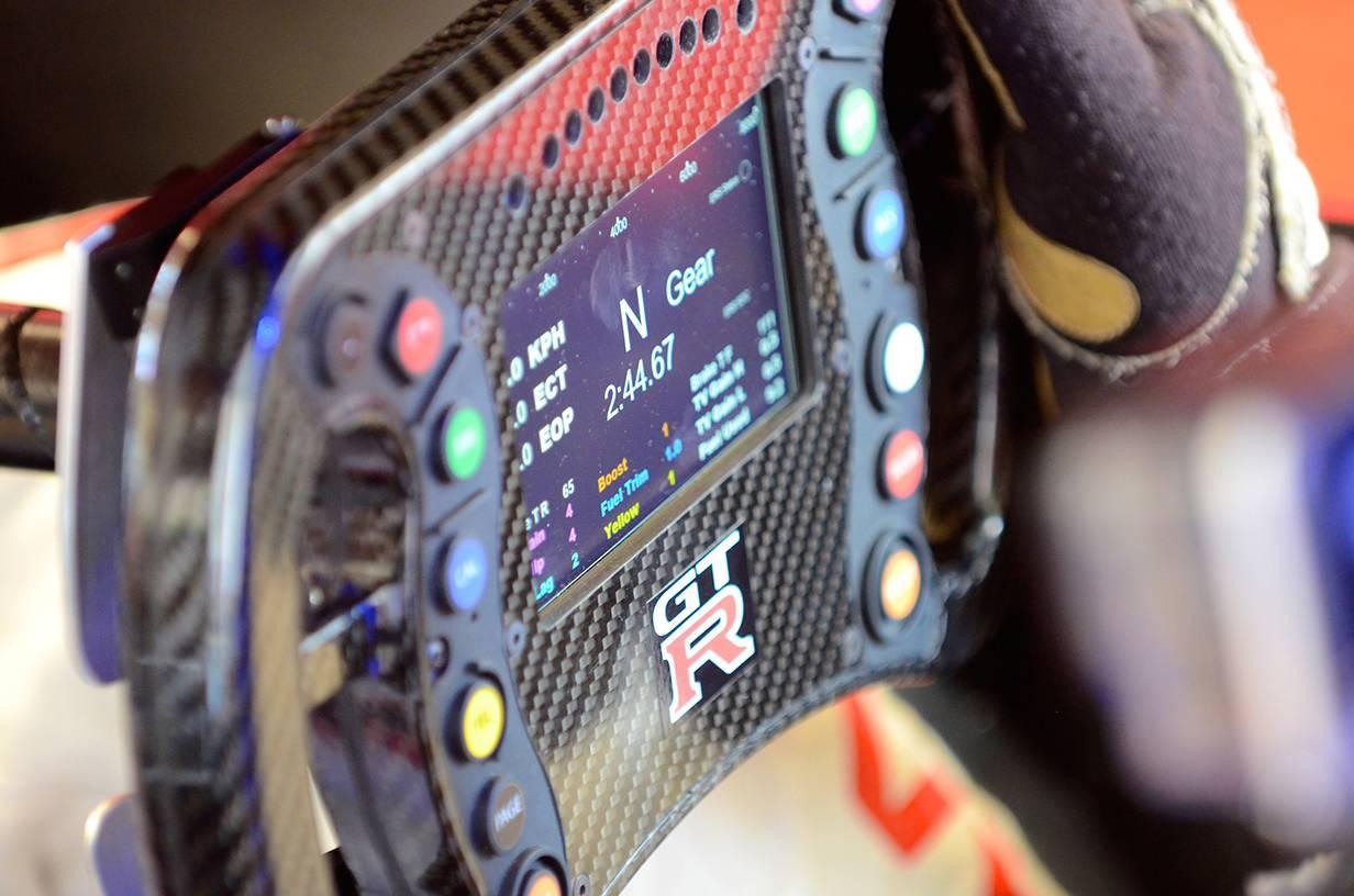 Nissan GT-R LM Nismo 2015 5