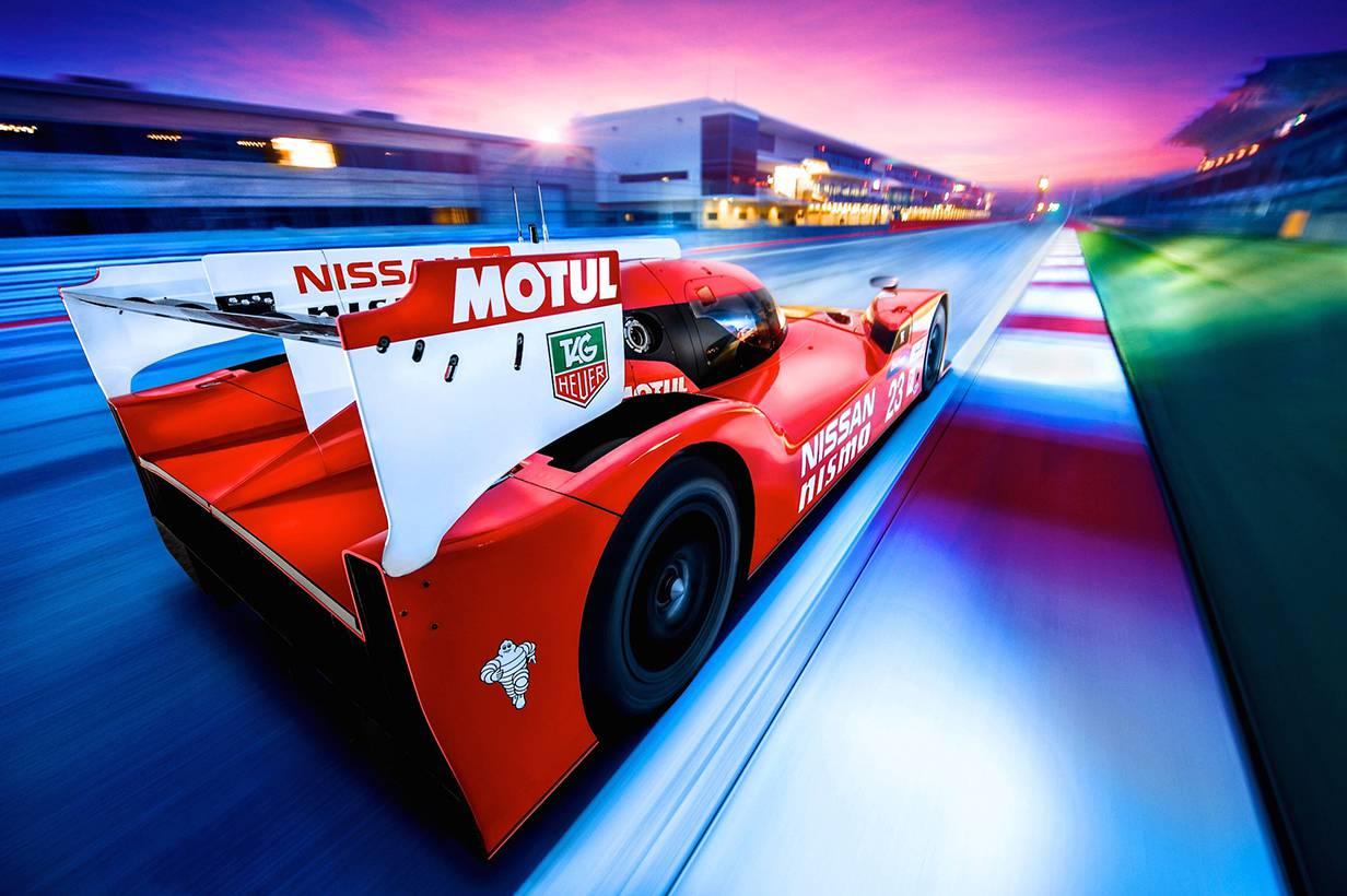 Nissan GT-R LM Nismo 2015 6