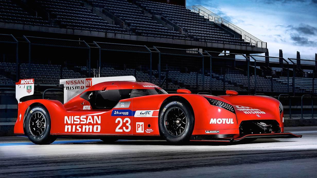 Nissan GT-R LM Nismo 2015 8