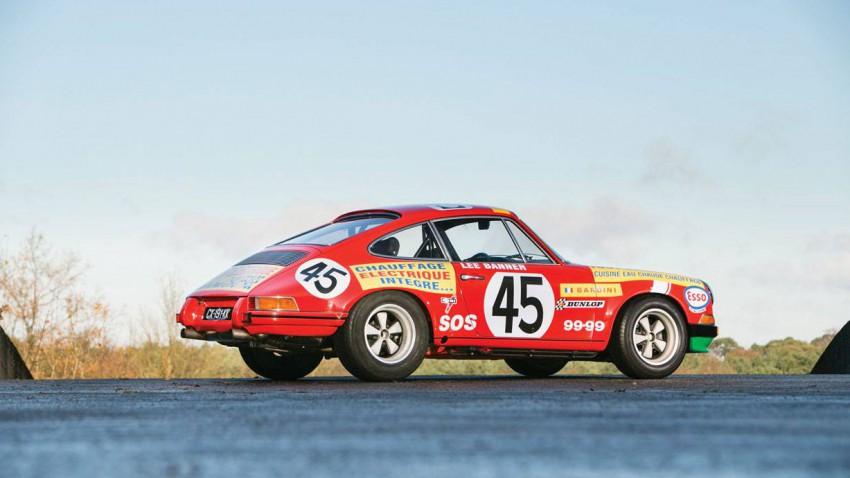 Porsche 911 S Ex-Works 1969