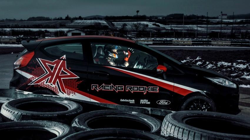 Rock den Rookie - Racing Rookie Anmeldung 2015 (ausgebucht!)