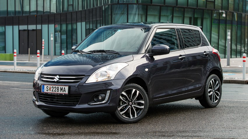 Beinahe no Nonsense - Suzuki Swift Special Edition