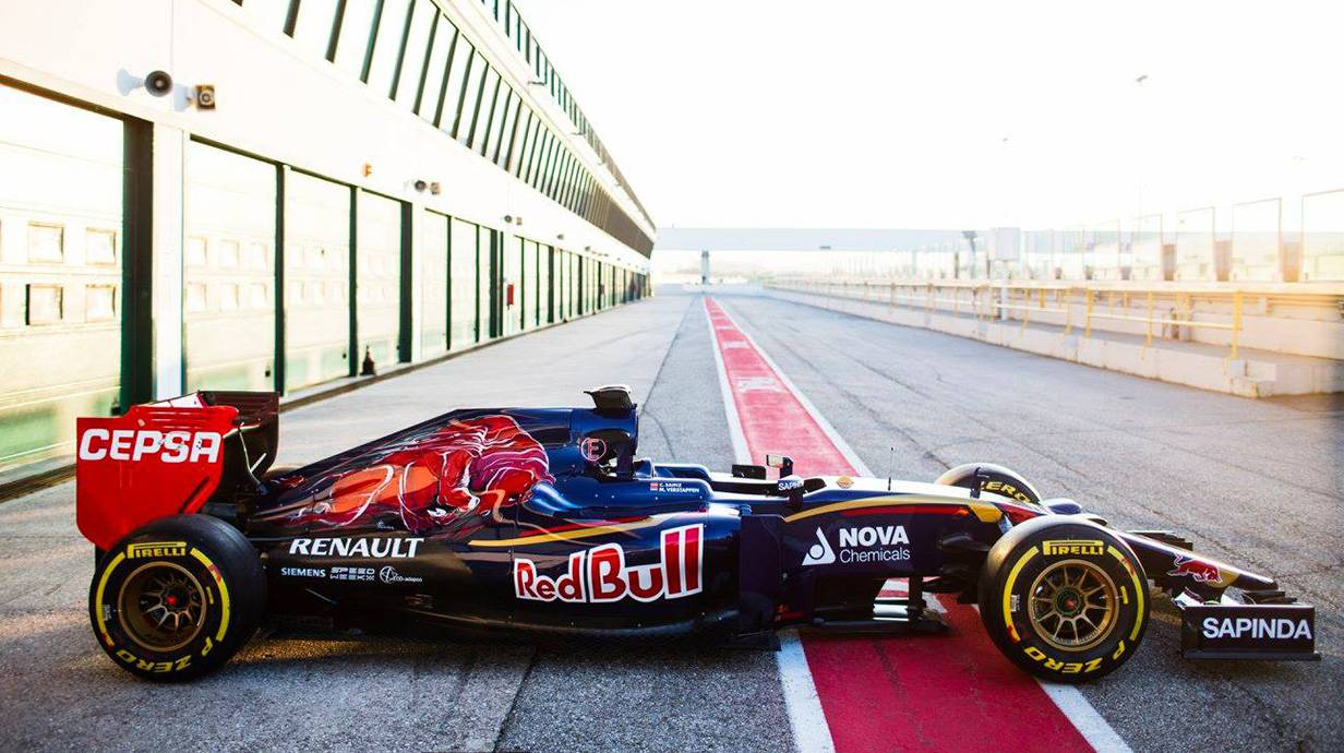 © Scuderia Toro Rosso