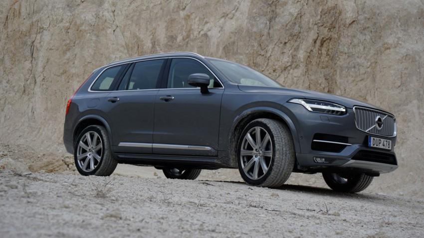 Was beim neuen Volvo XC90 auffällt und was überrascht