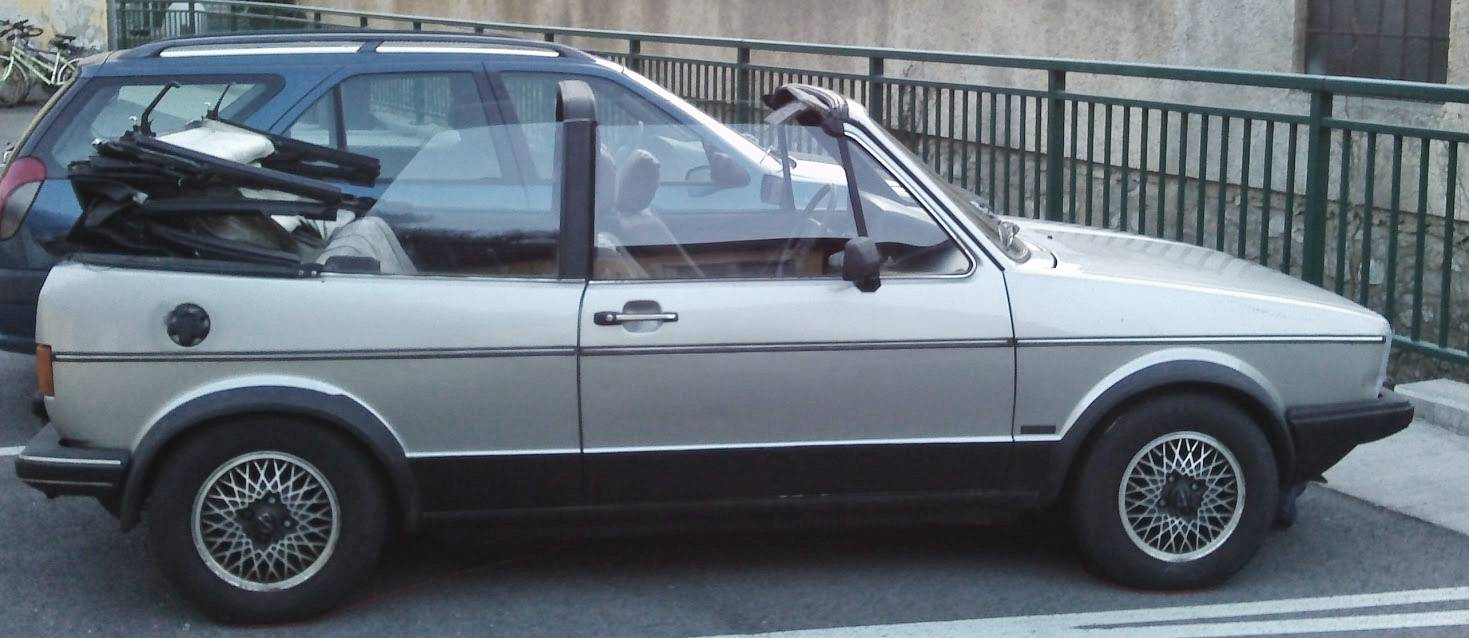 _VW Golf Cabrio 2