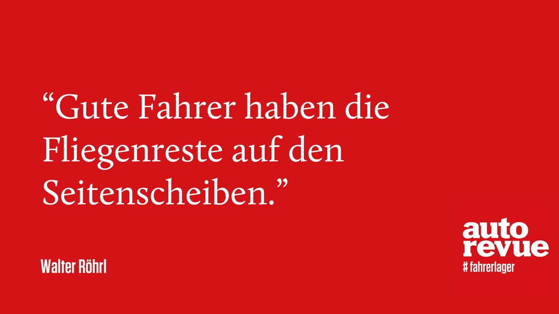 Best Of Walter Rohrl Zitate