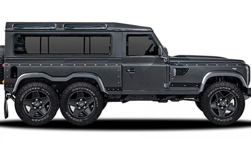 8 Land Rover Defender, die euch zum Offroader machen