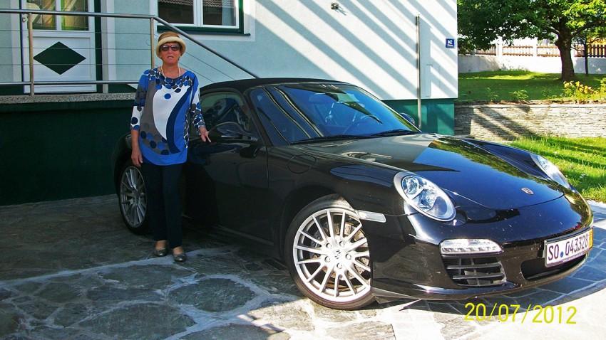 porsche 911 997 cabrio zu verkaufen