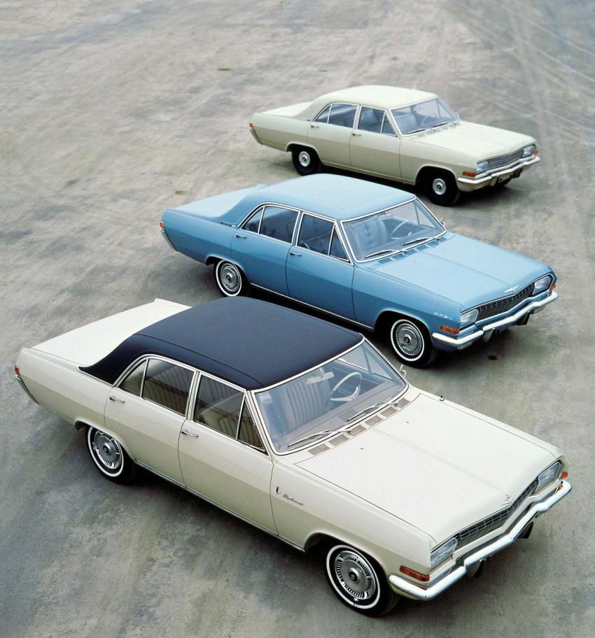 1964-Opel-Kapitän---Admiral---Diplomat