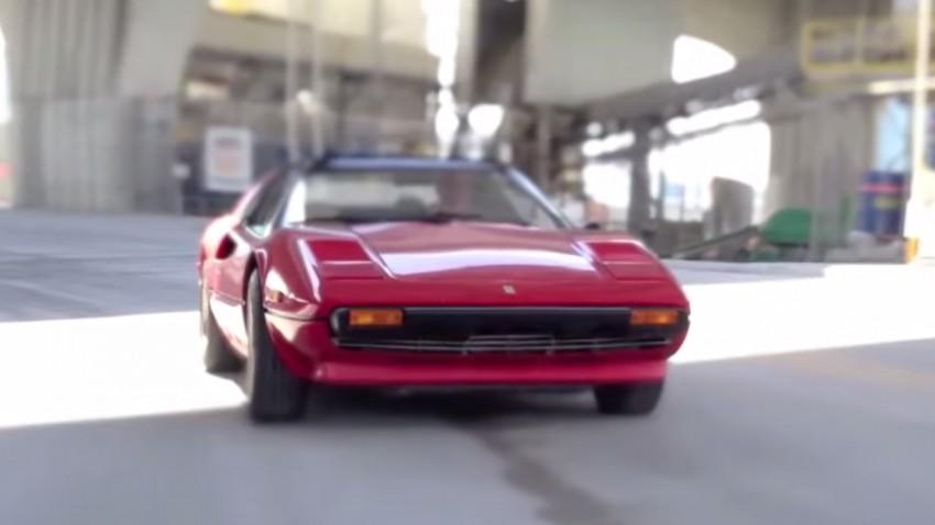 Dieser Besitzer kreiert eine eigene Rennstrecke um seinen Ferrari zu verkaufen