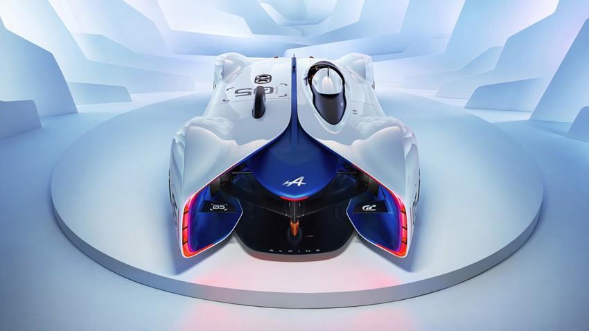 Der Alpine Gran Turismo ist das Auto der Zukunft, das Ihr alle fahren könnt