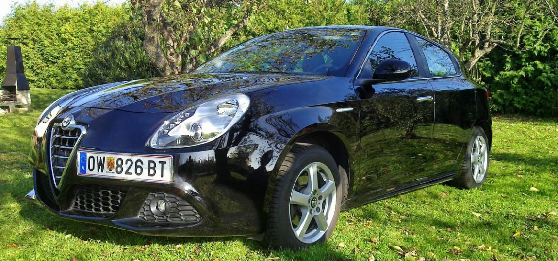 Alfa Romeo Giulietta tb zu verkaufen 2012