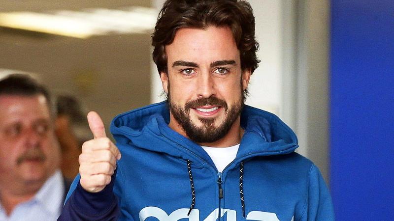 """""""NO"""" Alonso in Australia"""