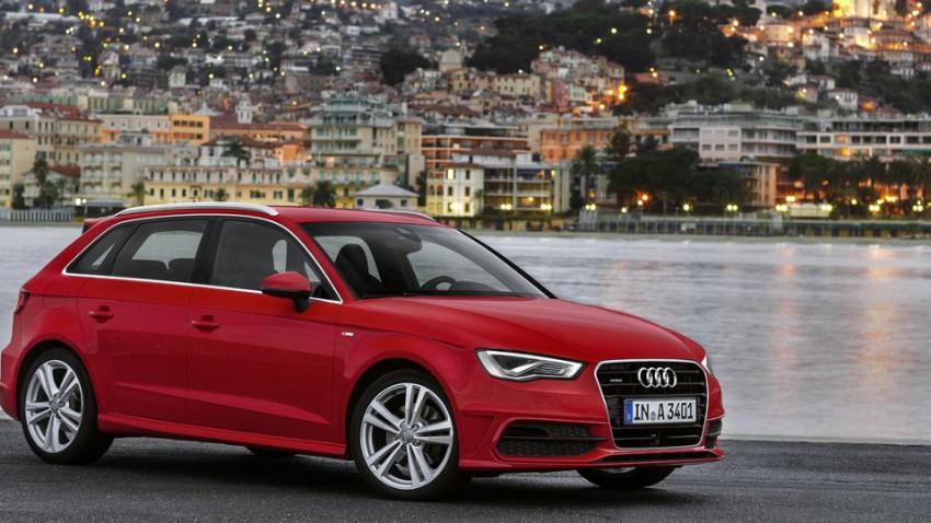 Er ist hübsch. Aber kann er auch was? Der Audi A3 Sportback 2.0 TDI im Praxistest