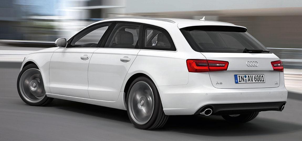 Audi-A6 Avant