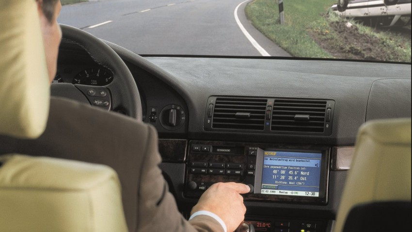 BMW Connected Drive 1